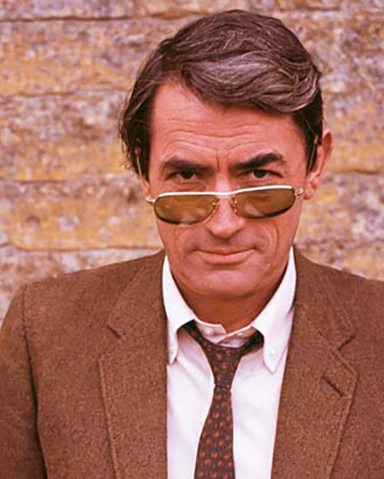 Gregory Peck Sunglasses  gregory peck official website
