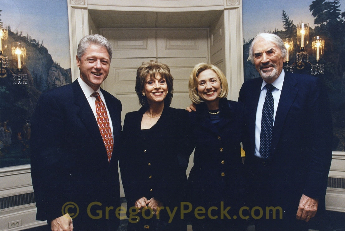 With The Clintons