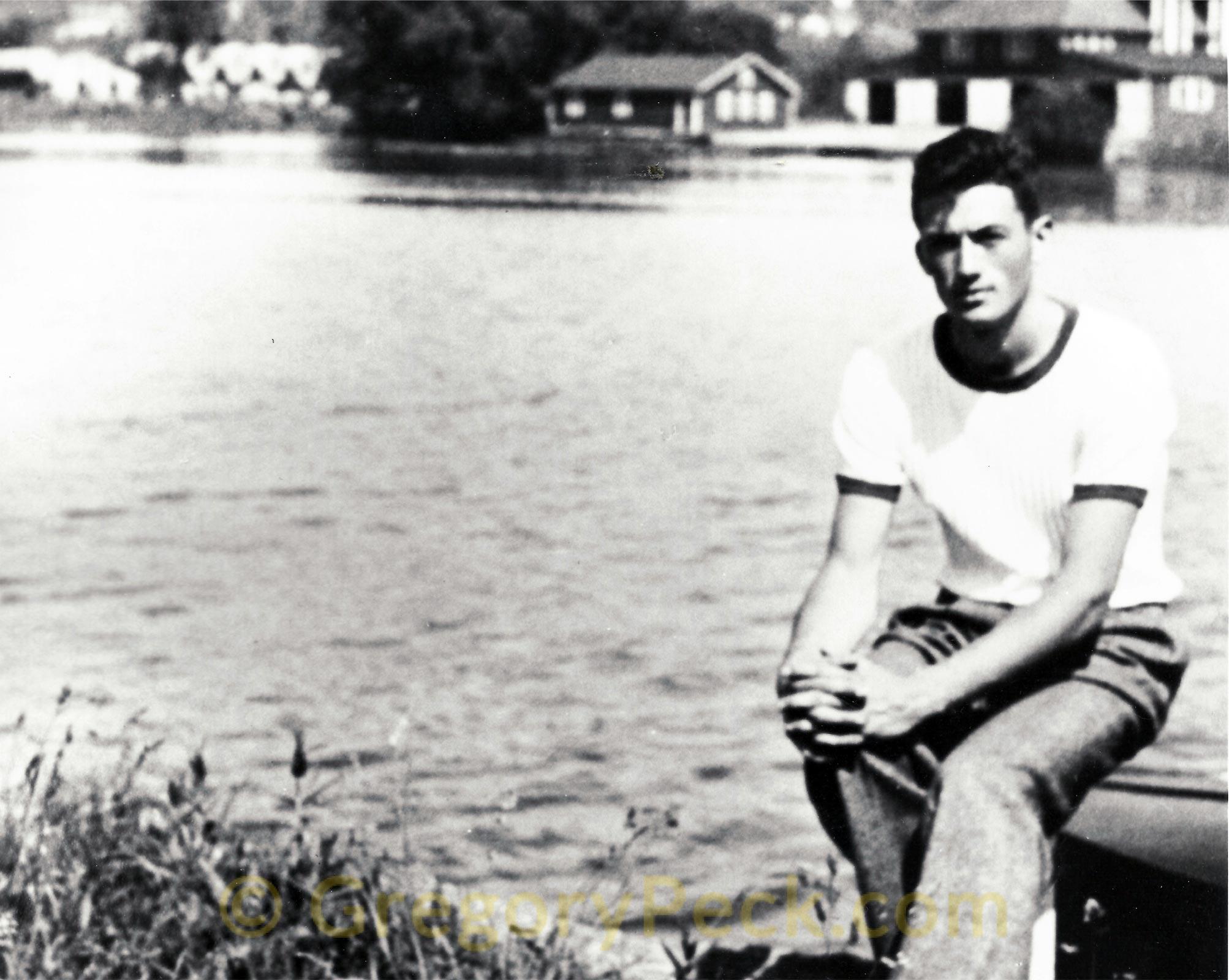 Greg age 19